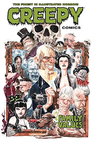 Creepy Comics Tome 4