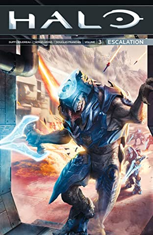 Halo Escalation Tome 3