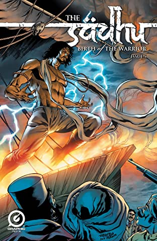 The Sadhu: Birth of the Warrior #5 (of 6)