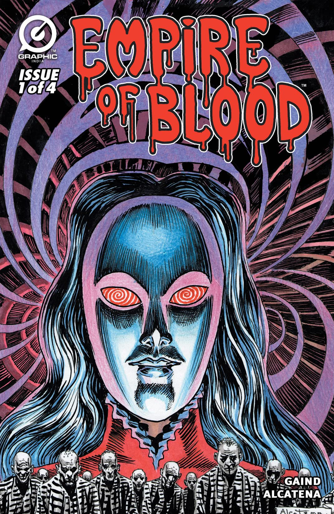 Empire of Blood #1 (of 4)