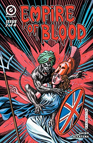 Empire of Blood #2 (of 4)