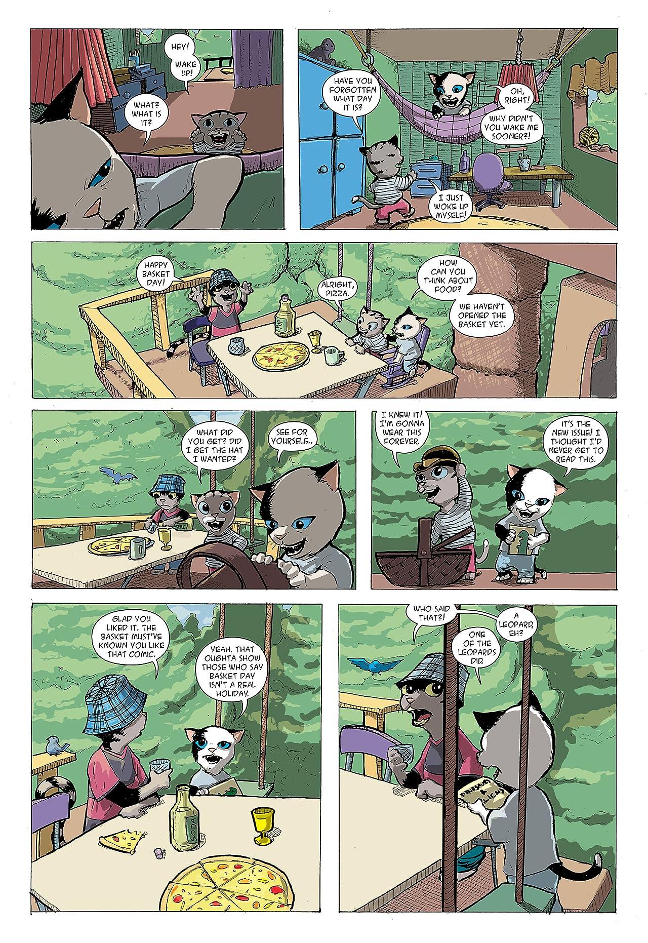 Pipeline Lizards #6