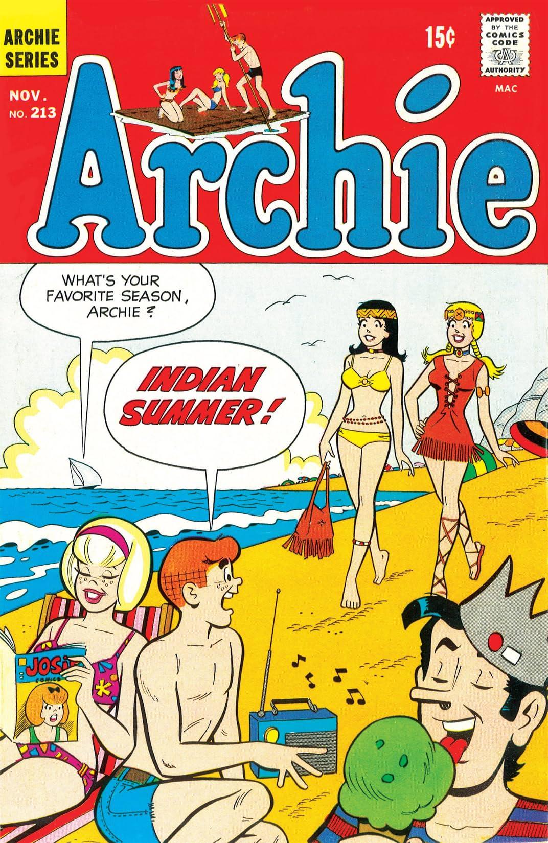 Archie #213
