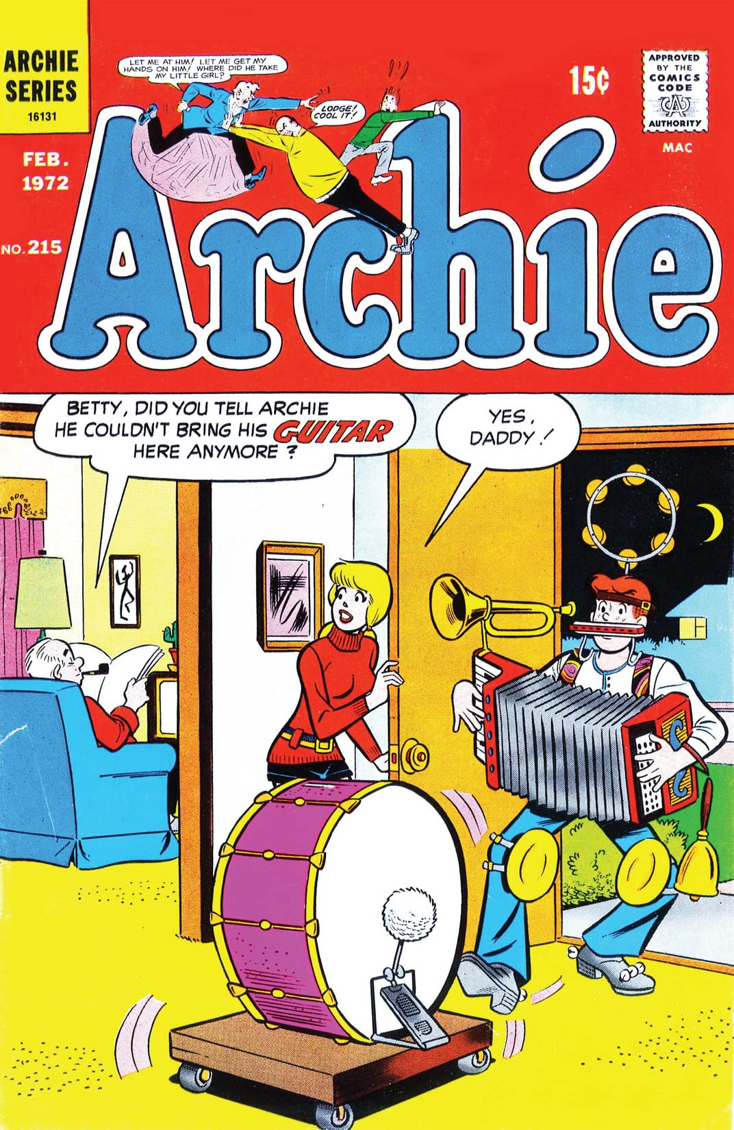 Archie #215