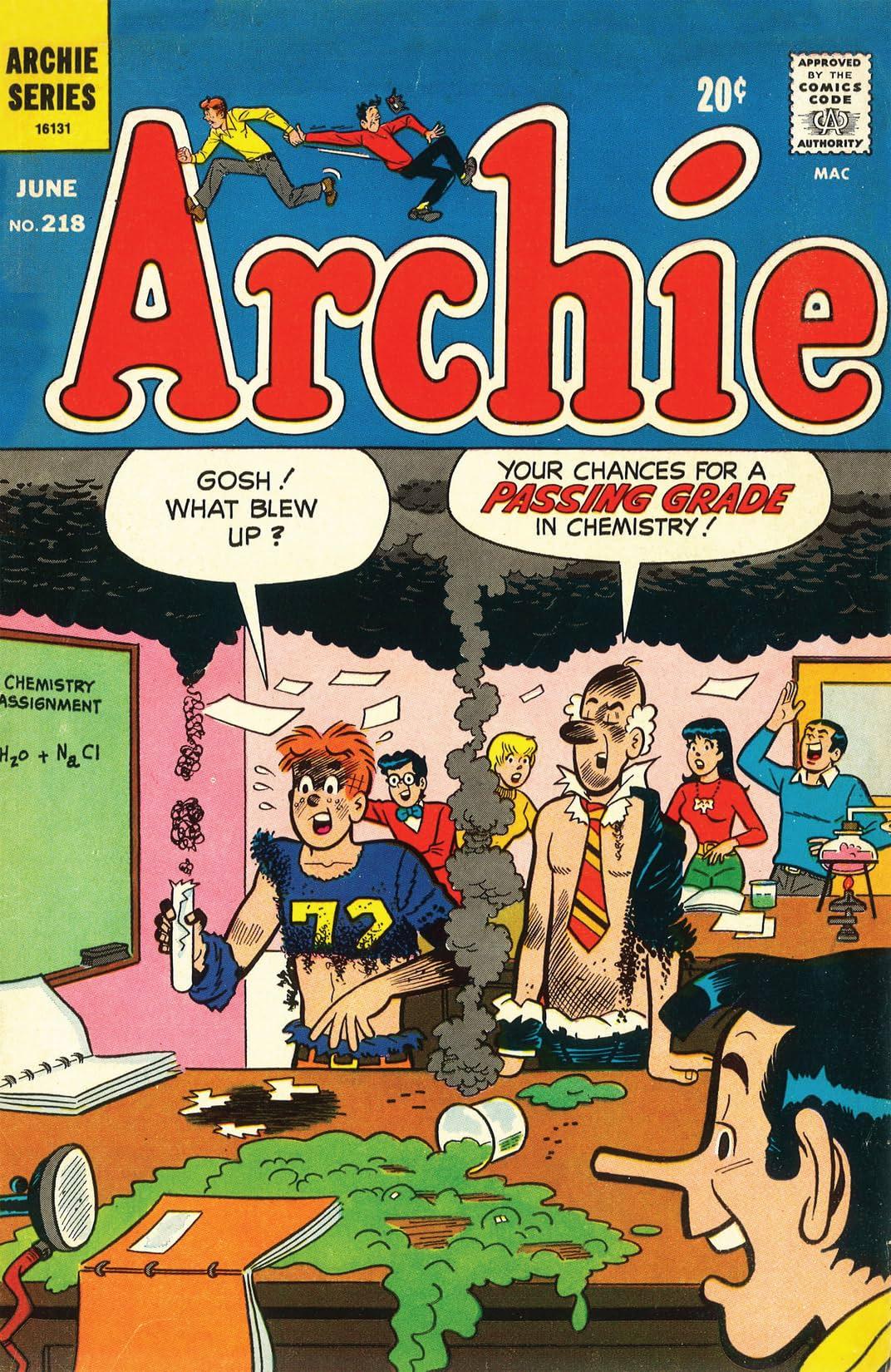 Archie #218