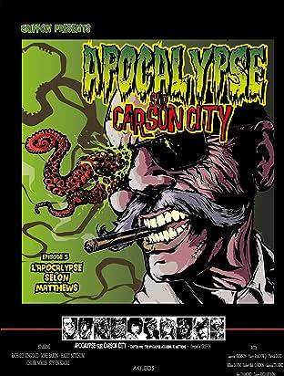 Apocalypse sur Carson City Vol. 5: L'Apocalypse selon Matthews