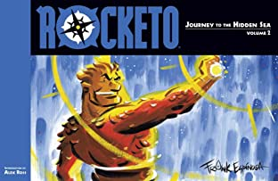 Rocketo Vol. 2: Journey to the Hidden Sea