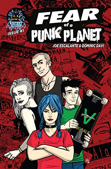 Fear Of A Punk Planet #1