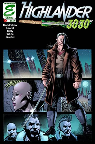 Highlander: 3030 #1