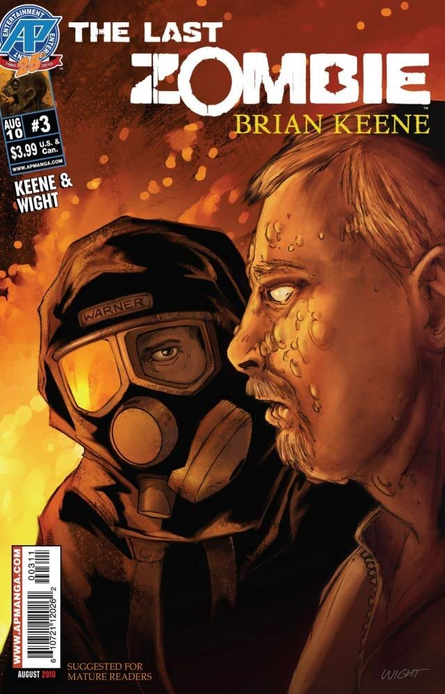 The Last Zombie #3 (of 5)