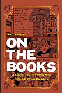 On The Books: A Graphic Tale of Working Woes at NYC's Strand Bookstore