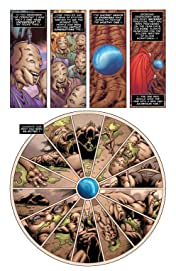 X-O Manowar: Commander Trill #0: Digital Exclusive Edition