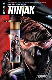 Ninjak (2015- ) Vol. 2: The Shadow Wars