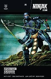 Ninjak (2015- ) #10: Digital Exclusive Edition