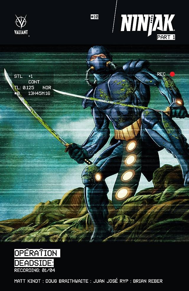 Ninjak (2015) #10: Digital Exclusive Edition