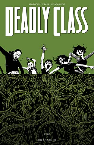 Deadly Class Tome 3: The Snake Pit