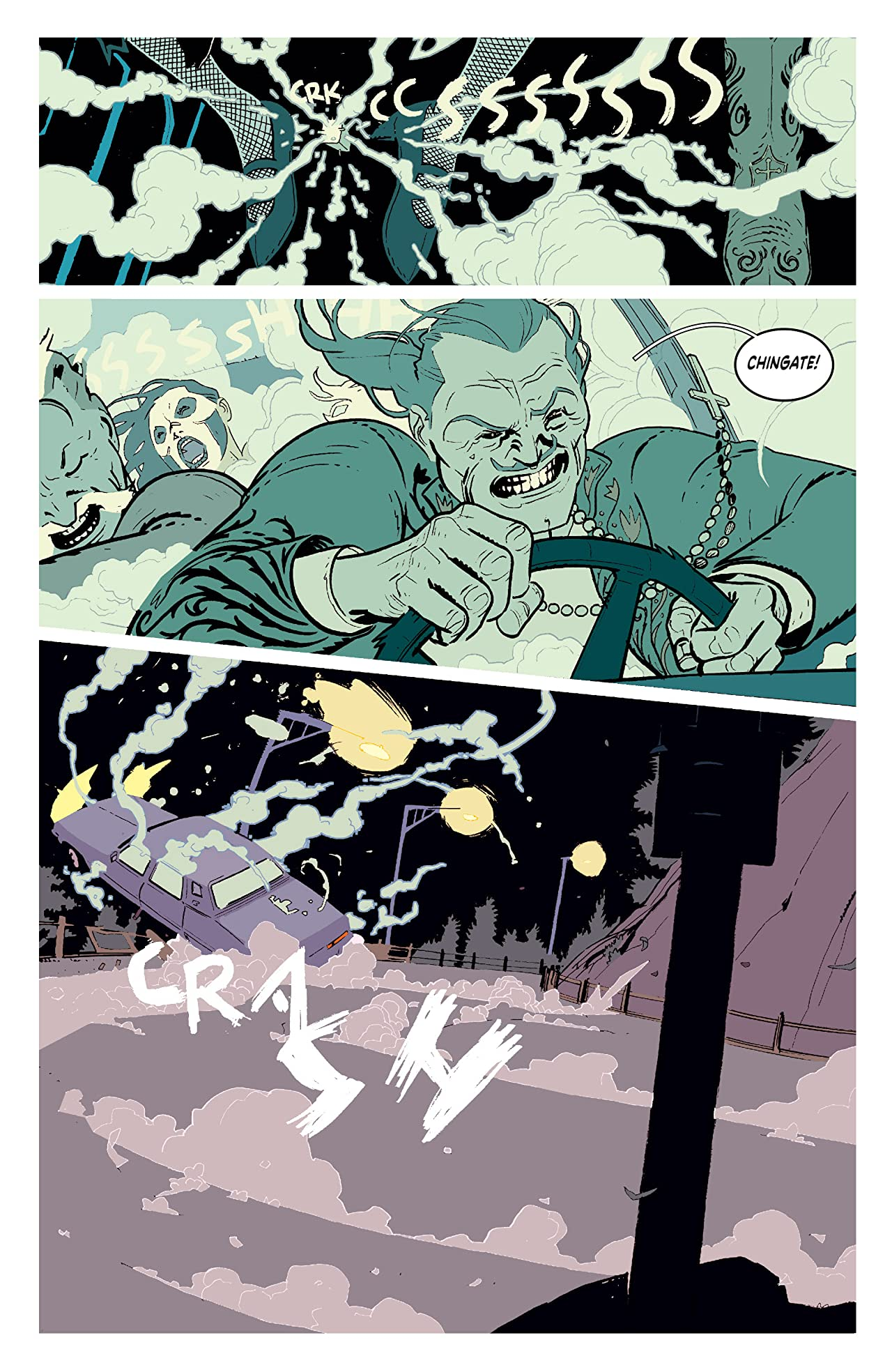Deadly Class Vol. 3: The Snake Pit