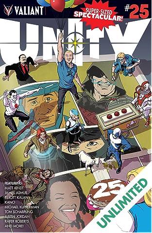 UNITY (2013- ) #25: Digital Exclusive Edition