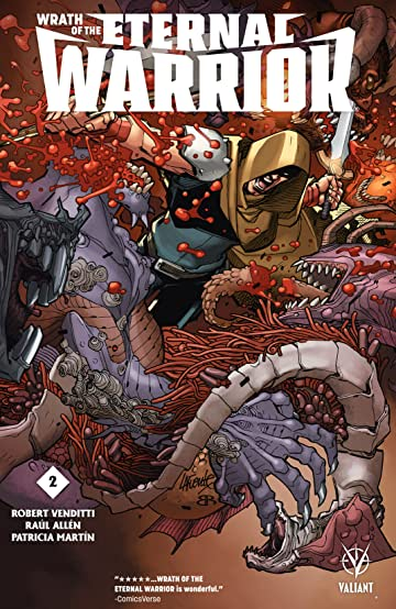 Wrath of the Eternal Warrior #2: Digital Exclusive Edition