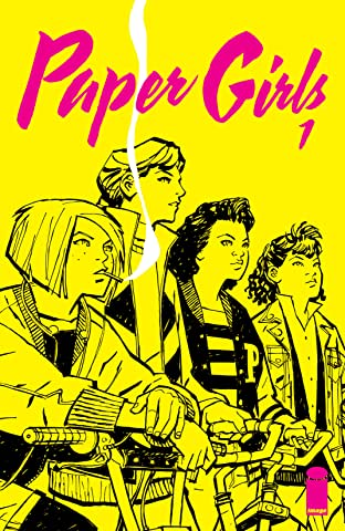 Paper Girls No.1