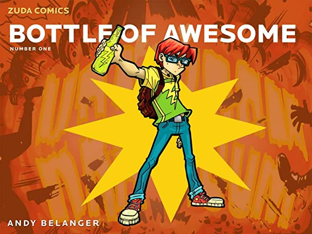 Bottle of Awesome #1