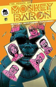 The Menace of Monkey Baron #1