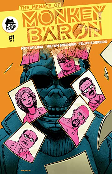 The Menace of Monkey Baron #1