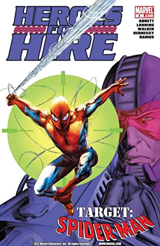 Heroes For Hire (2010-2011) No.6