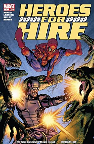 Heroes For Hire (2010-2011) No.7