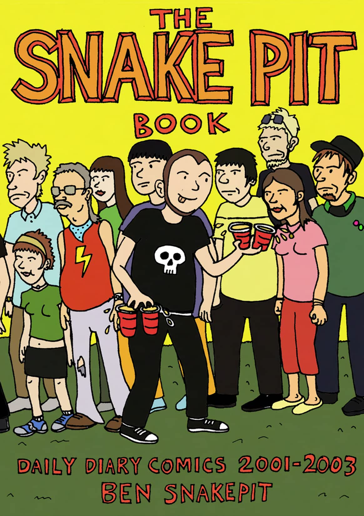 Snake Pit Book: 2001-2003