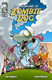 The Adventures of Zombie Dog #1