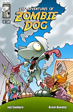 The Adventures of Zombie Dog #1