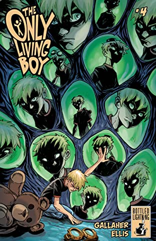 The Only Living Boy #4