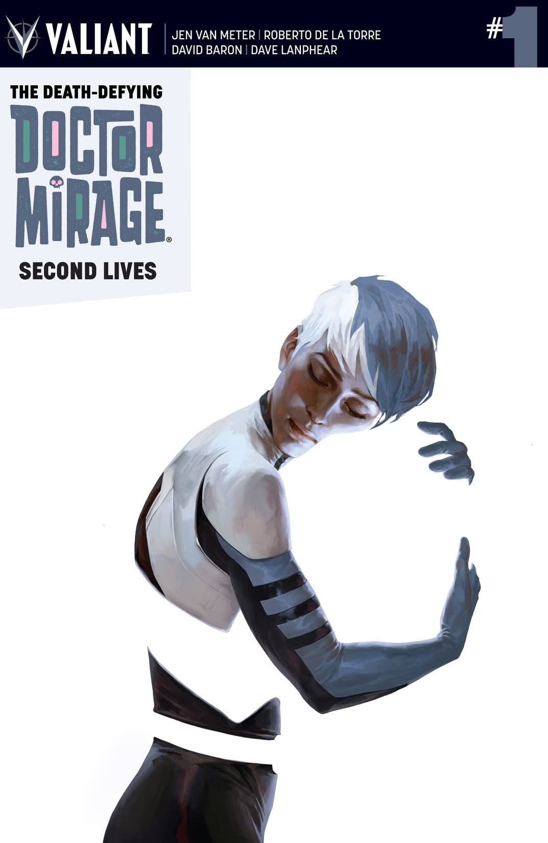 The Death-Defying Dr. Mirage: Second Lives #1: Digital Exclusives Edition