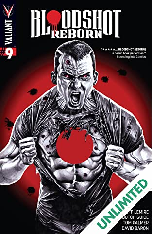 Bloodshot Reborn #9: Digital Exclusives Edition