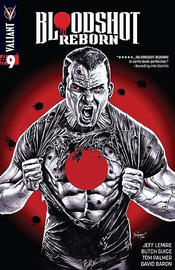 Bloodshot Reborn #9: Digital Exclusives Edition