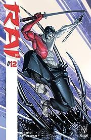 Rai (2014- ) #12: Digital Exclusives Edition