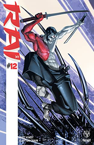 Rai (2014- ) #12: Digital Exclusives Edition