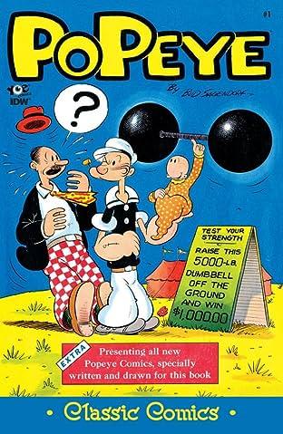 Popeye Classics No.1