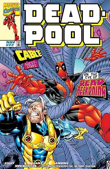 Deadpool (1997-2002) #22