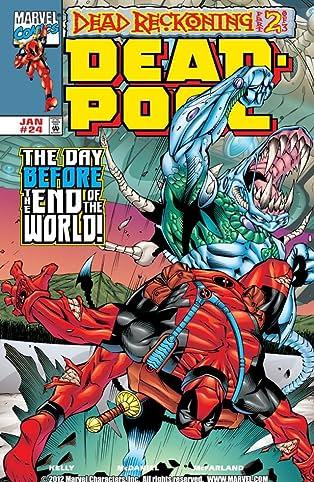 Deadpool (1997-2002) #24