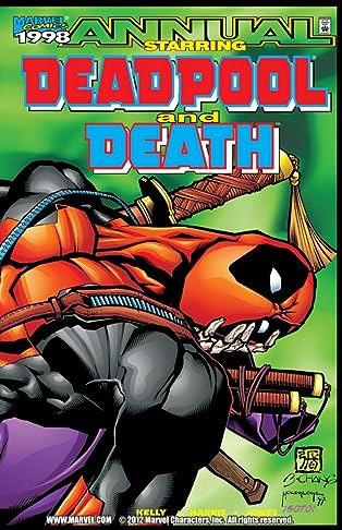 Deadpool & Death Annual