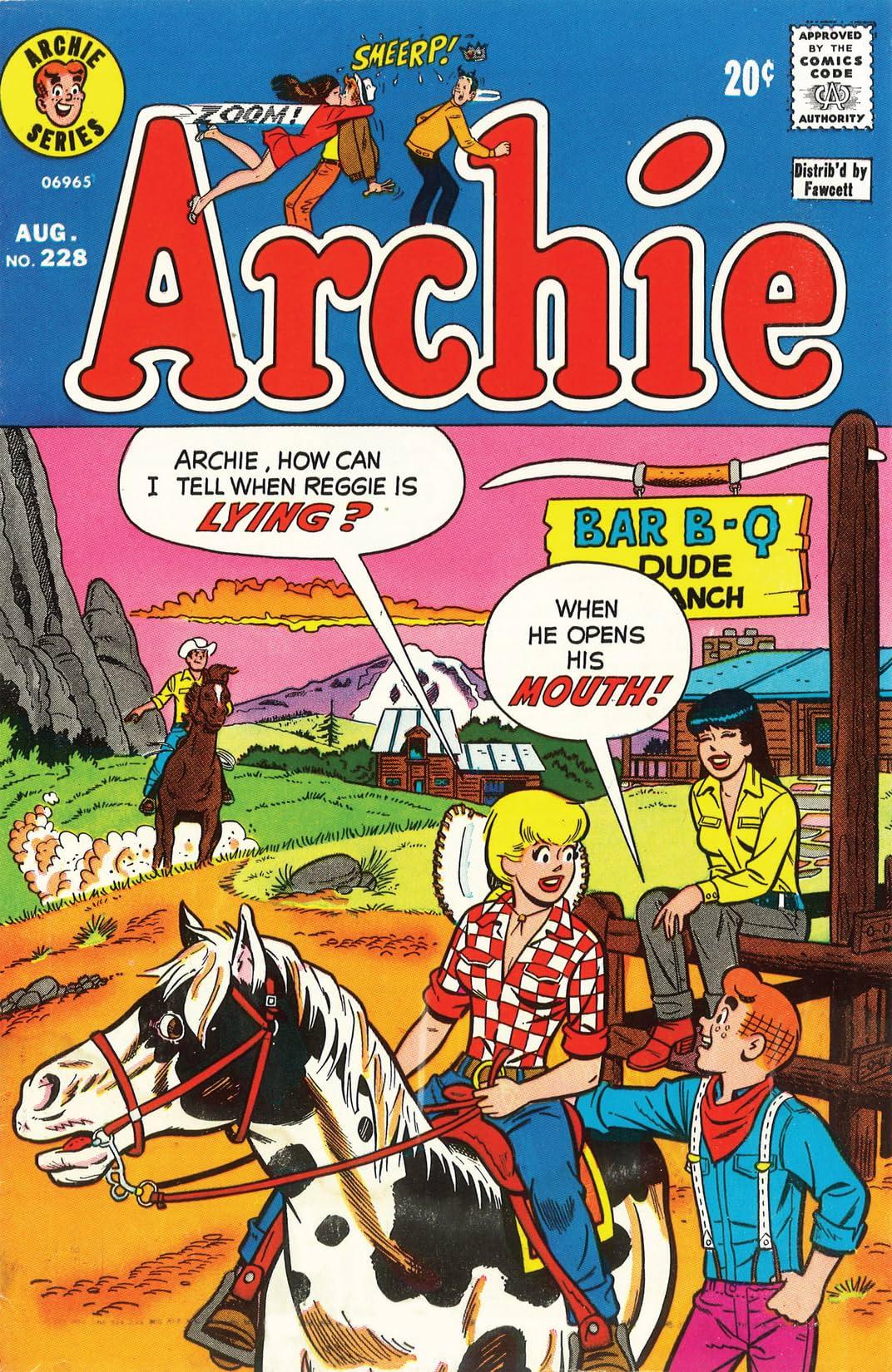 Archie #228