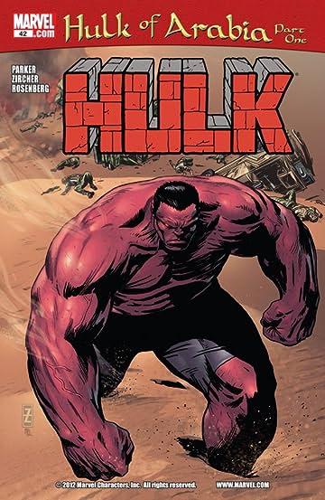 Hulk (2008-2012) #42