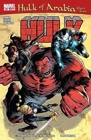 Hulk (2008-2012) #43