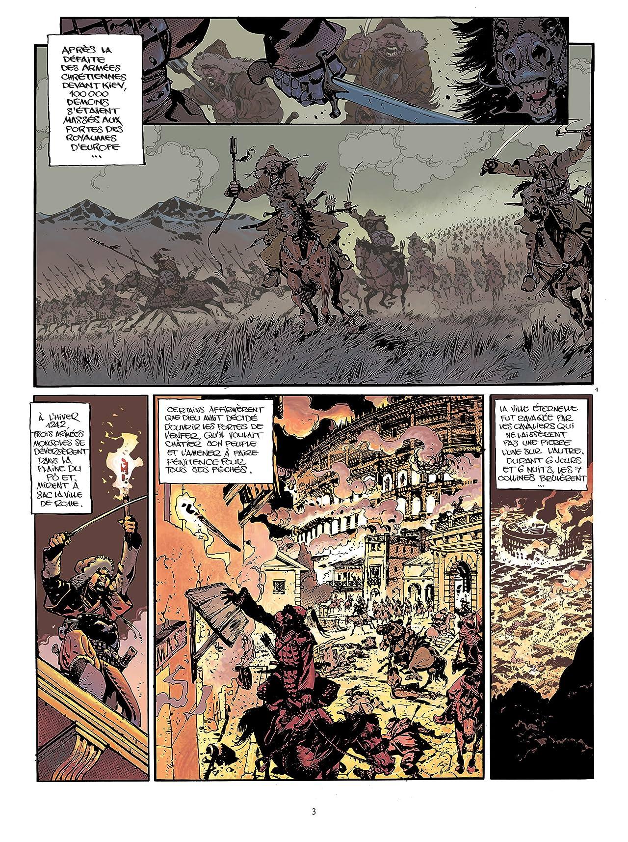 Jour J Vol. 22: L'Empire des steppes
