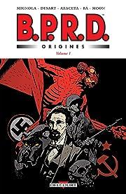 BPRD - Origines Vol. 1