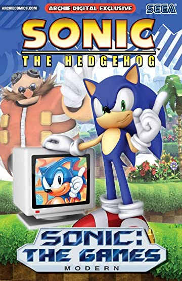 Sonic: The Games - Modern