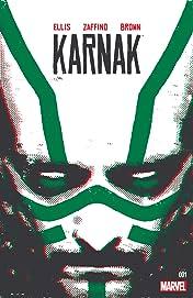 Karnak (2015-2017) #1