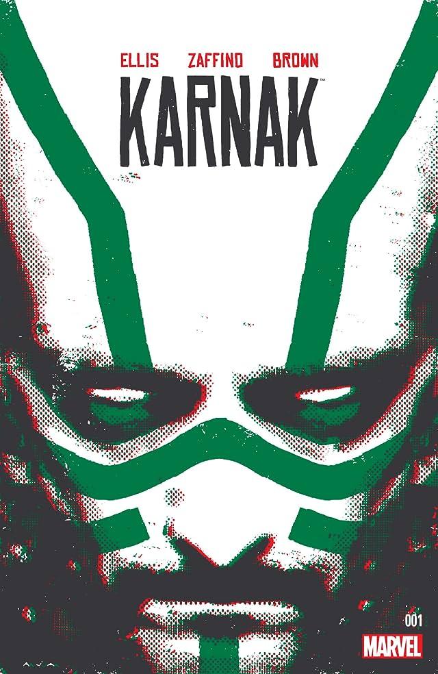 Karnak (2015-) #1